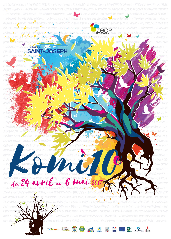 Affiche Komi10
